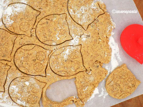 biscotti con farina di polenta