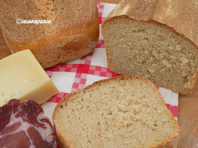 ricetta pane con lievito madre