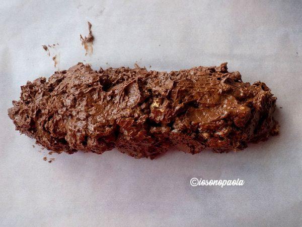 ricetta salame di cioccolato