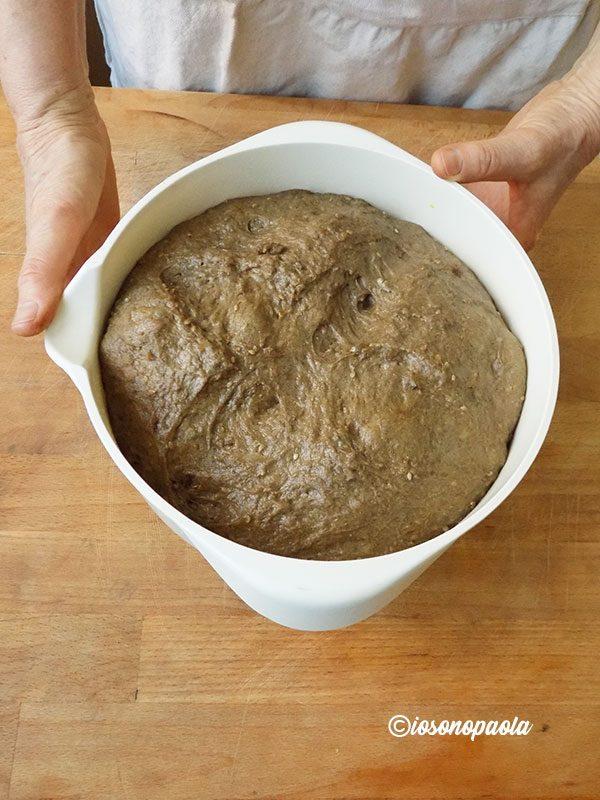 pan brioche a lunga lievitazione