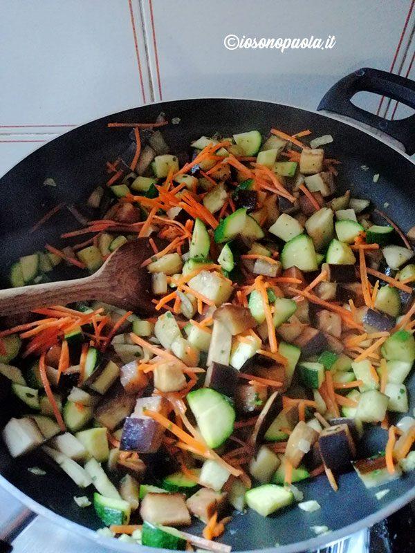 verdure spadellate