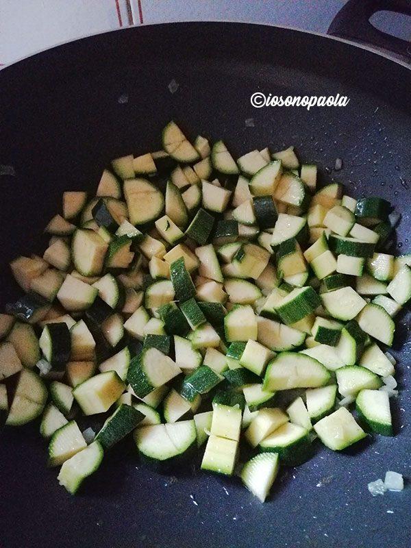 zucchine spadellate