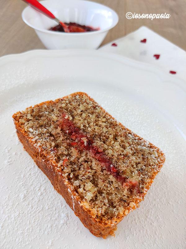 ricetta torta con grano saraceno