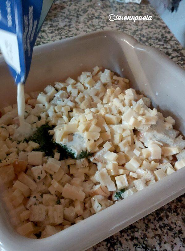 canederli al formaggio