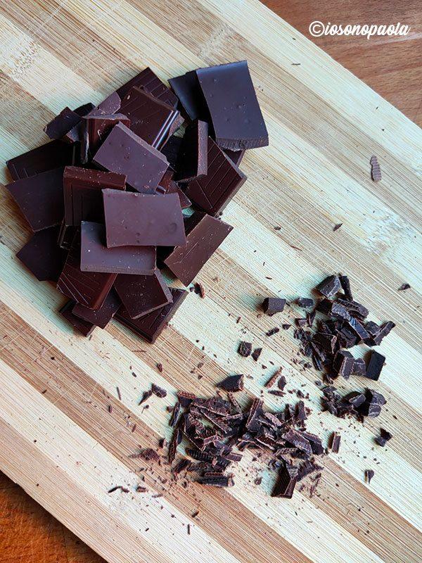 ricette con cioccolato