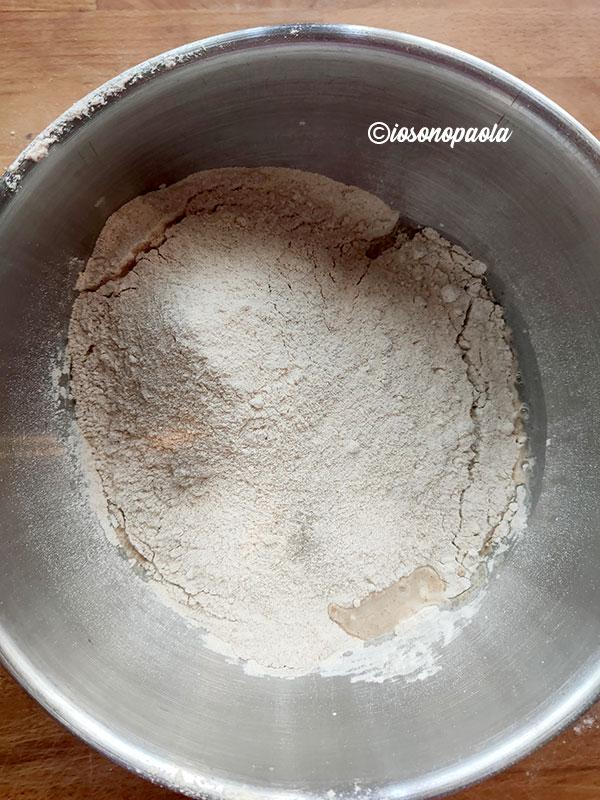 pagnotta di grano duro